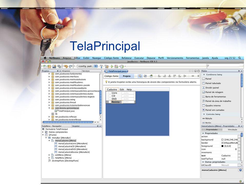 TelaPrincipal