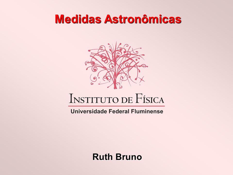 Medidas Astronômicas Ruth Bruno
