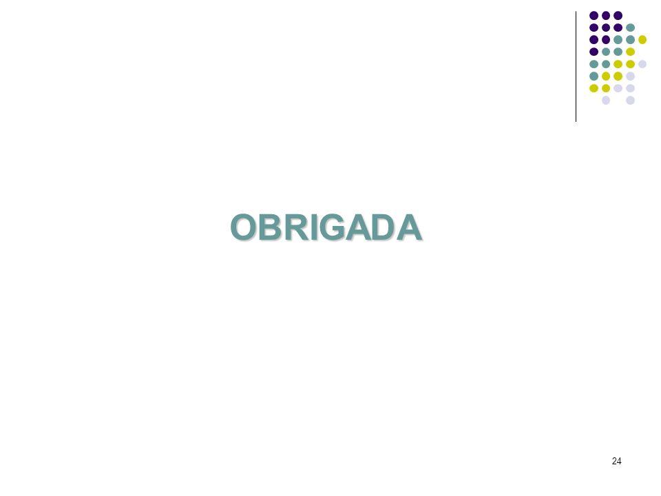 24 OBRIGADA