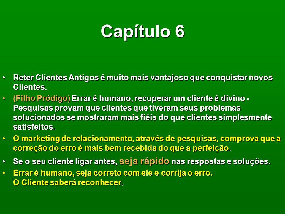 Capítulo 5 A tecnologia da informação a serviço do Cliente internoA tecnologia da informação a serviço do Cliente interno –automação das funções do es