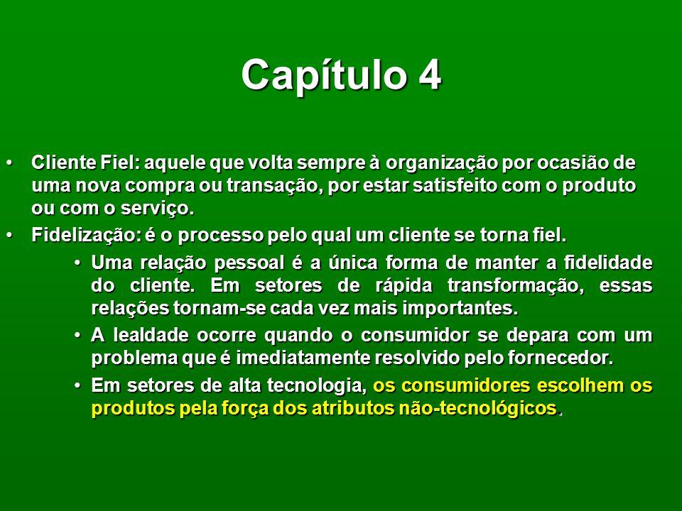 Estratégias de Fidelização e suas implicações financeirasEstratégias de Fidelização e suas implicações financeiras –Cap. 8 - Importância e aplicação d