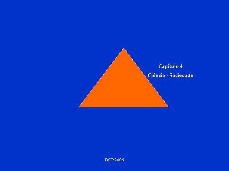 DCP 2006 Capítulo 4 Ciência - Sociedade