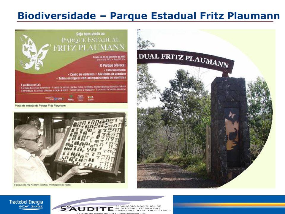 38 Biodiversidade – Parque Estadual Fritz Plaumann