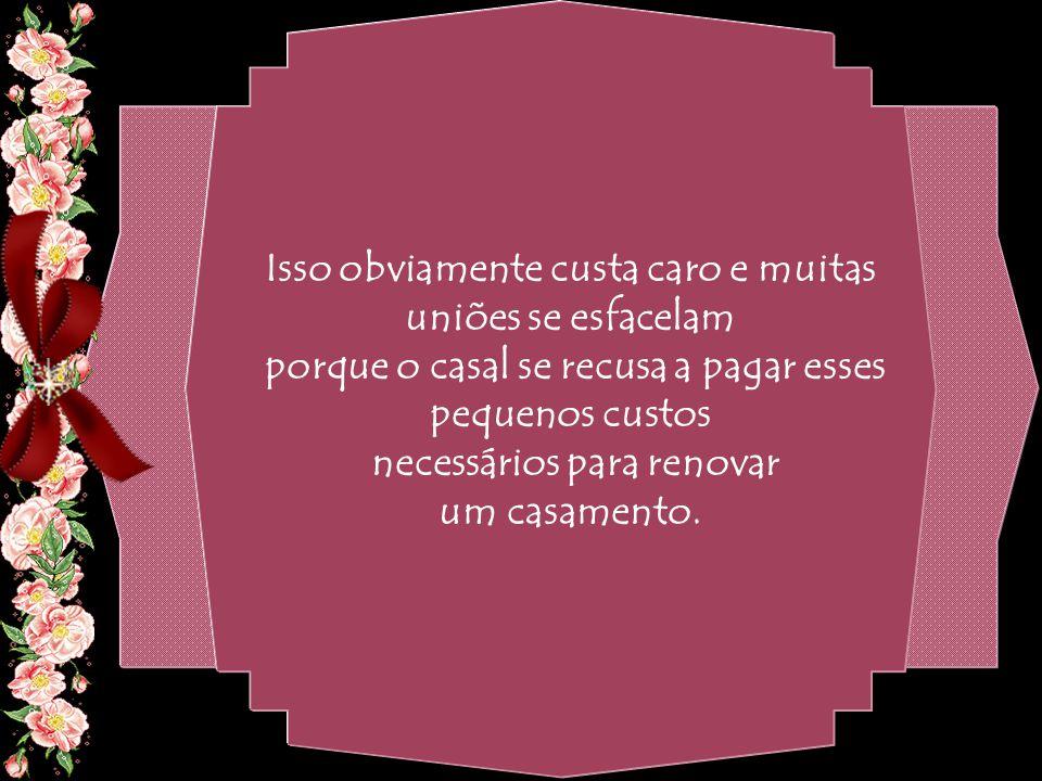 By Geraldo RosaSJCampos - SP 31/10/2007 Quem se separa se encanta com a nova vida, a nova casa, um novo bairro, um novo circuito de amigos. Não é prec