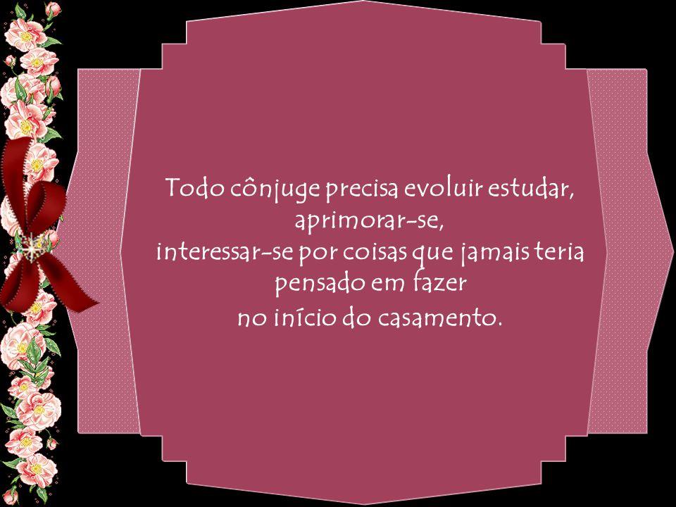 By Geraldo RosaSJCampos - SP 31/10/2007 A melhor estratégia para salvar um casamento não é manter uma relação estável , mas saber mudar junto.