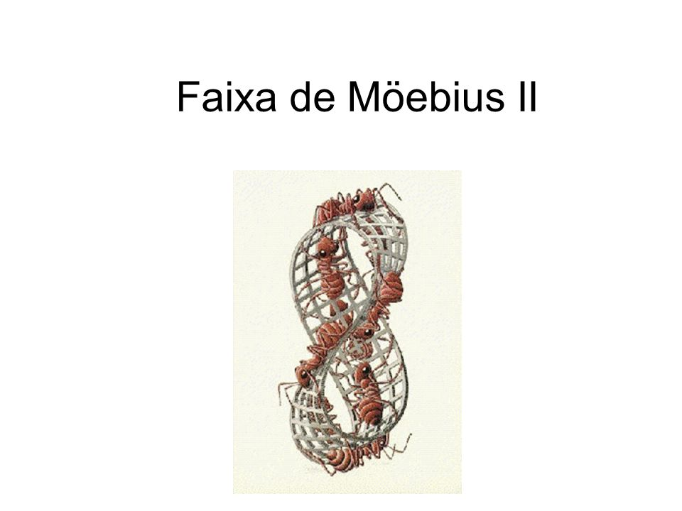 Faixa de Möebius II