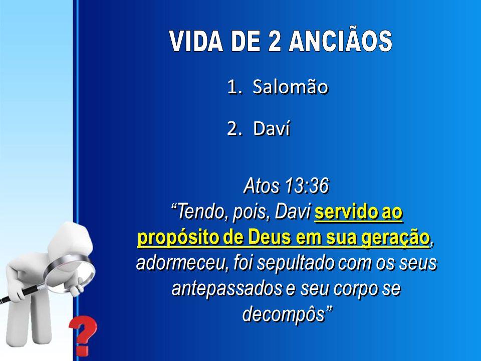1. Salomão 2.