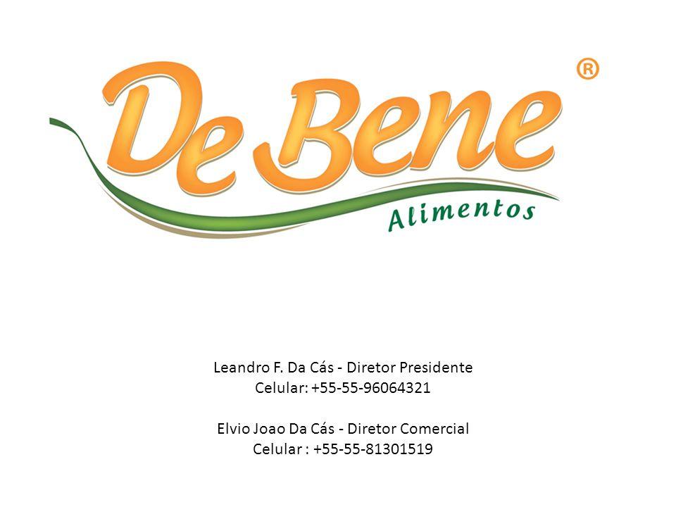 Nossa empresa é formada por uma equipe com trajetória de mais de 60 anos na comercialização e produção de Alimentos.
