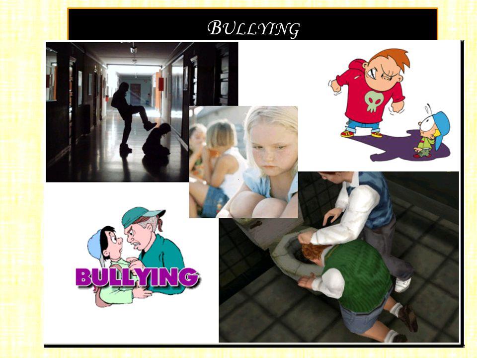 B ULLYING