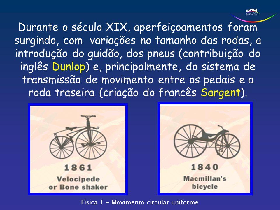 As bicicletas com marchas apresentam um conjunto de coroas dianteiras e de coroas traseiras com raios variados, podendo combiná- los livremente.