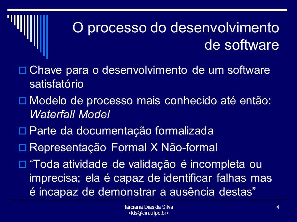 Tarciana Dias da Silva 5 CASE - Implementando e gerenciando mudanças  Ferramentas que identificam onde mudanças são necessárias, quais outras localidades são afetadas por essas mudanças e que checam a veracidade do que está sendo feito