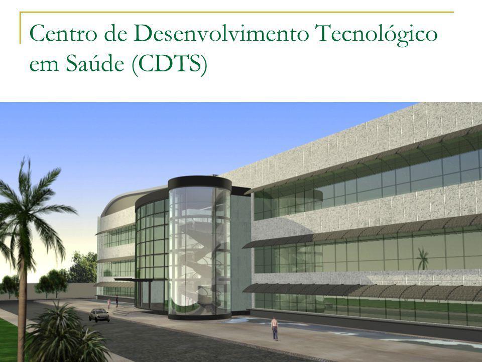 122 Centro de Desenvolvimento Tecnológico em Saúde (CDTS)