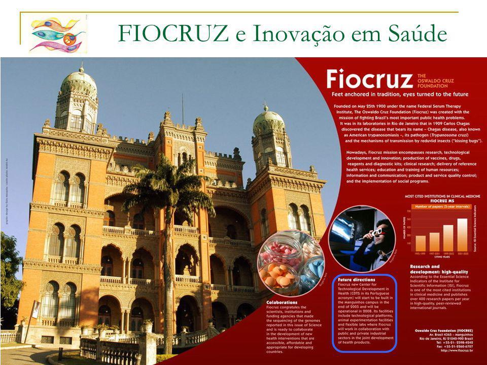 124 FIOCRUZ e Inovação em Saúde