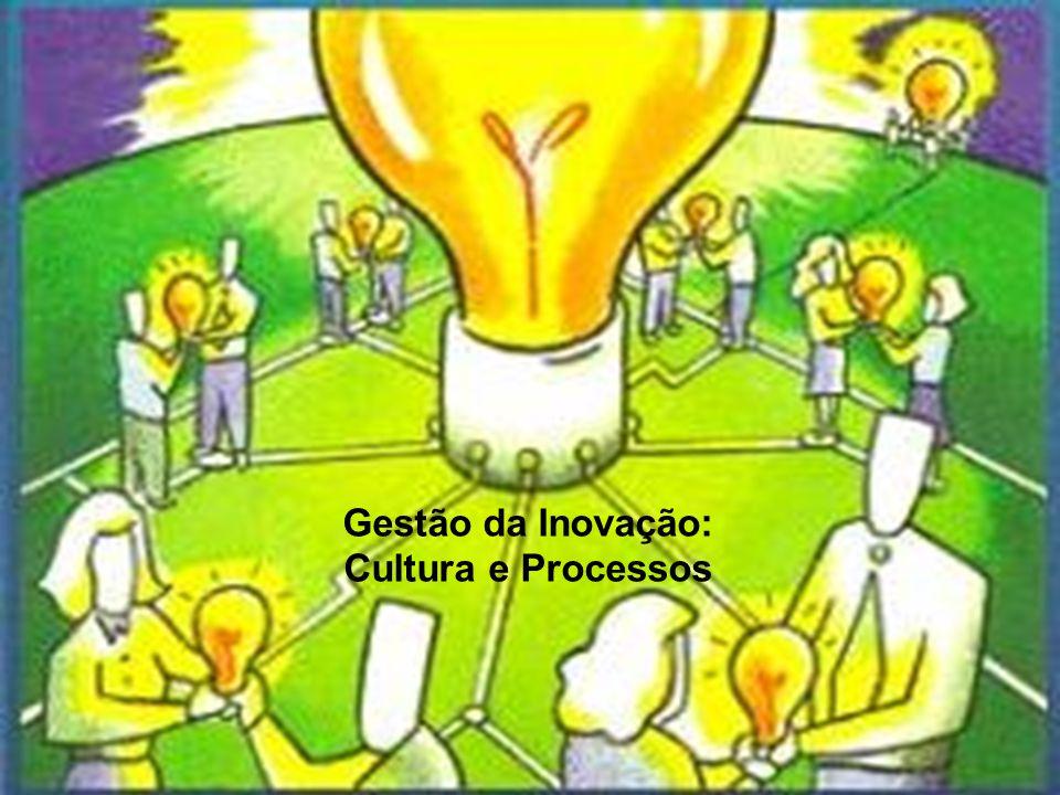Gestão da Inovação: Cultura e Processos