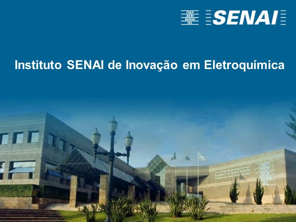 Instituto SENAI de Inovação em Eletroquímica