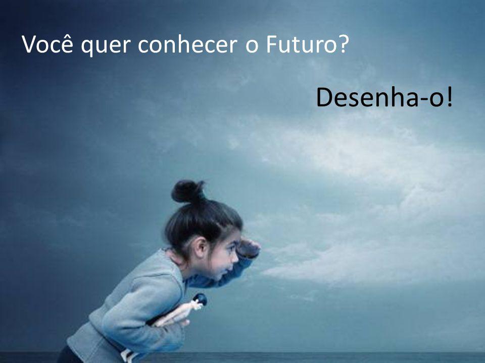 Você quer conhecer o Futuro? Desenha-o!
