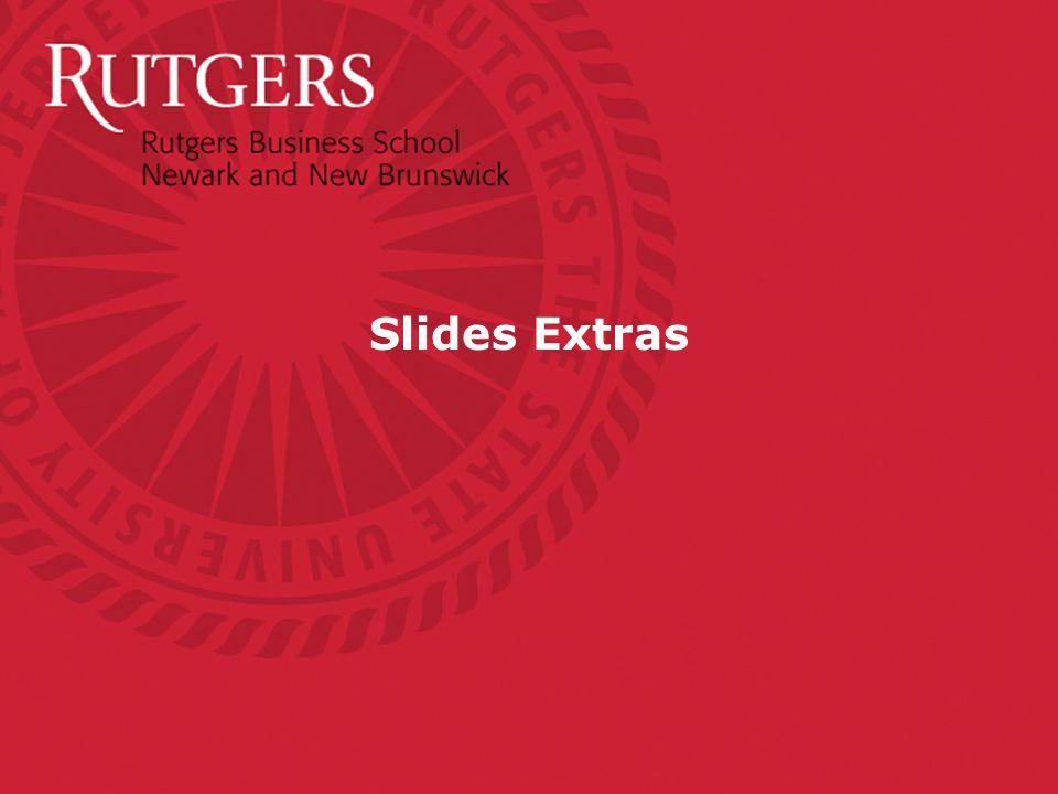 Slides Extras