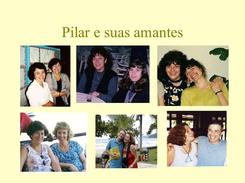 Pilar e suas amantes