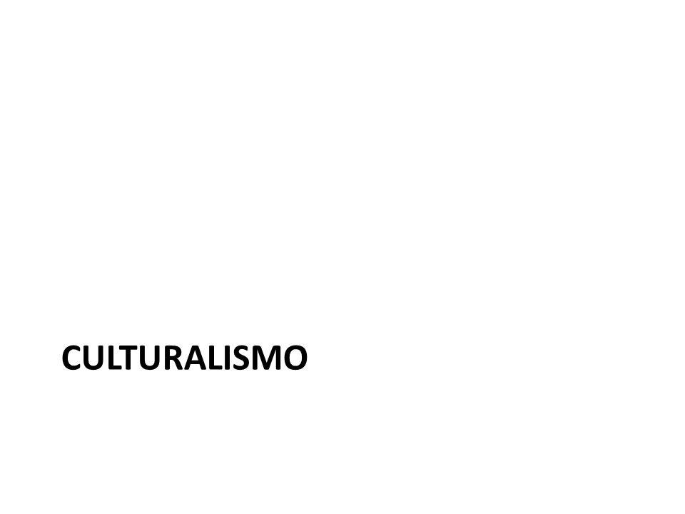 CULTURALISMO