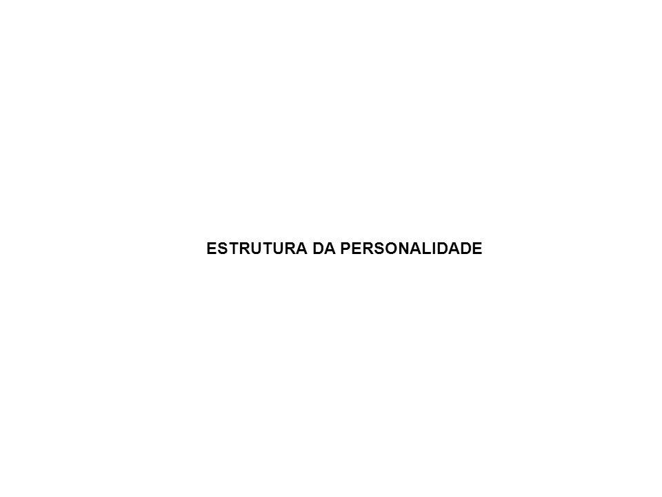 ESTRUTURA DA PERSONALIDADE