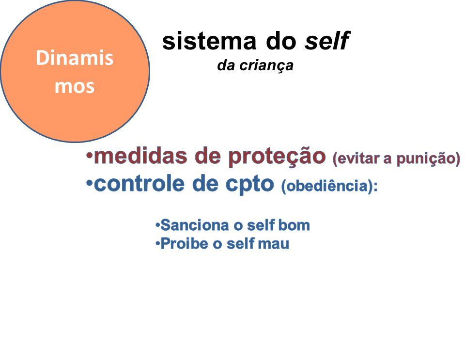 Dinamis mos sistema do self da criança
