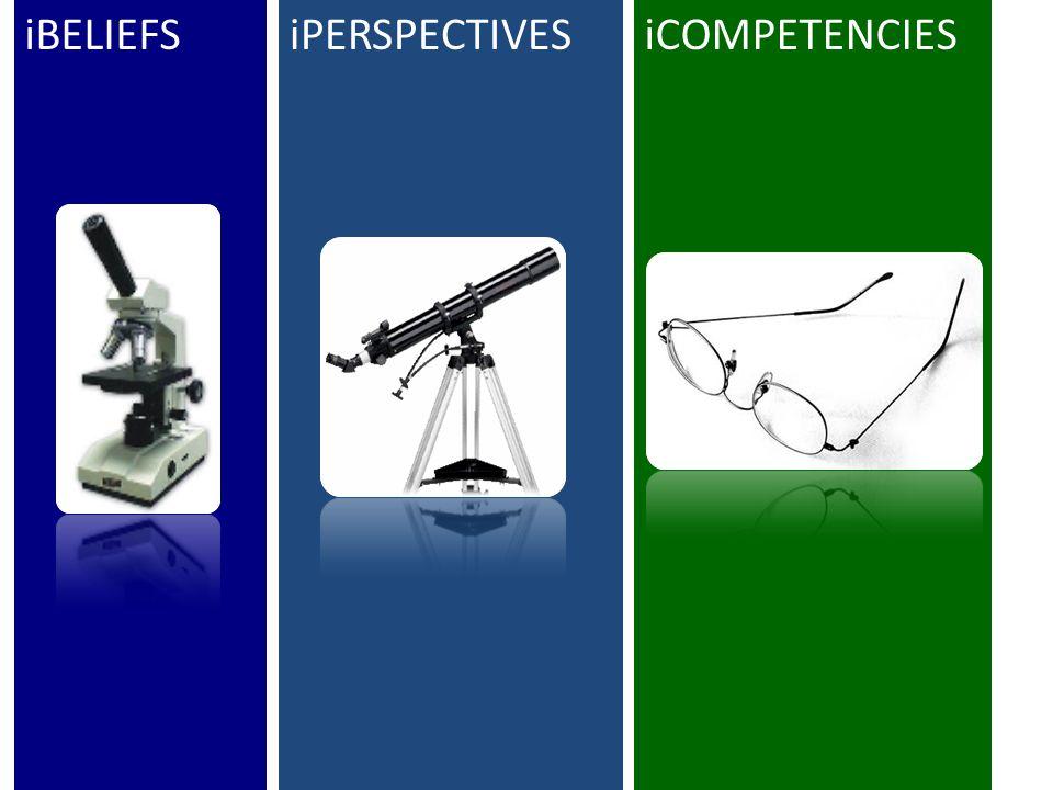 iPERSPECTIVESiCOMPETENCIESiBELIEFS