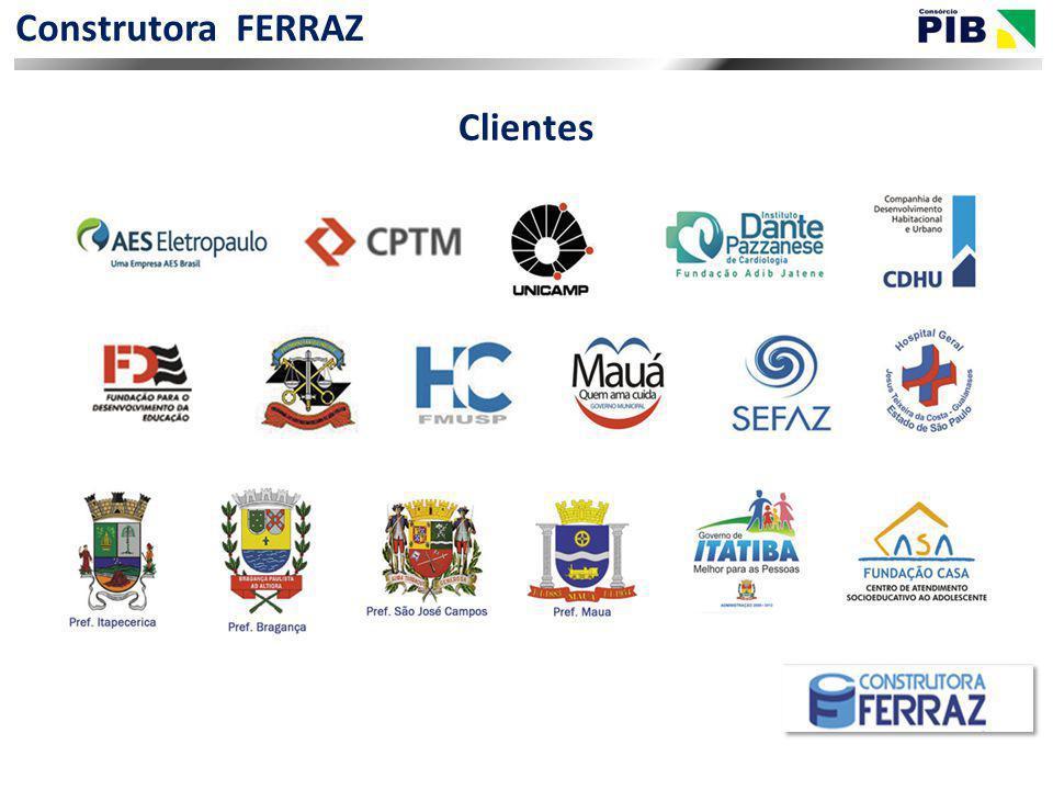Clientes Construtora FERRAZ