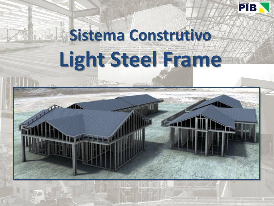 SISTEMAS CONSTRUTIVOS KOFAR Sistema Construtivo Light Steel Frame