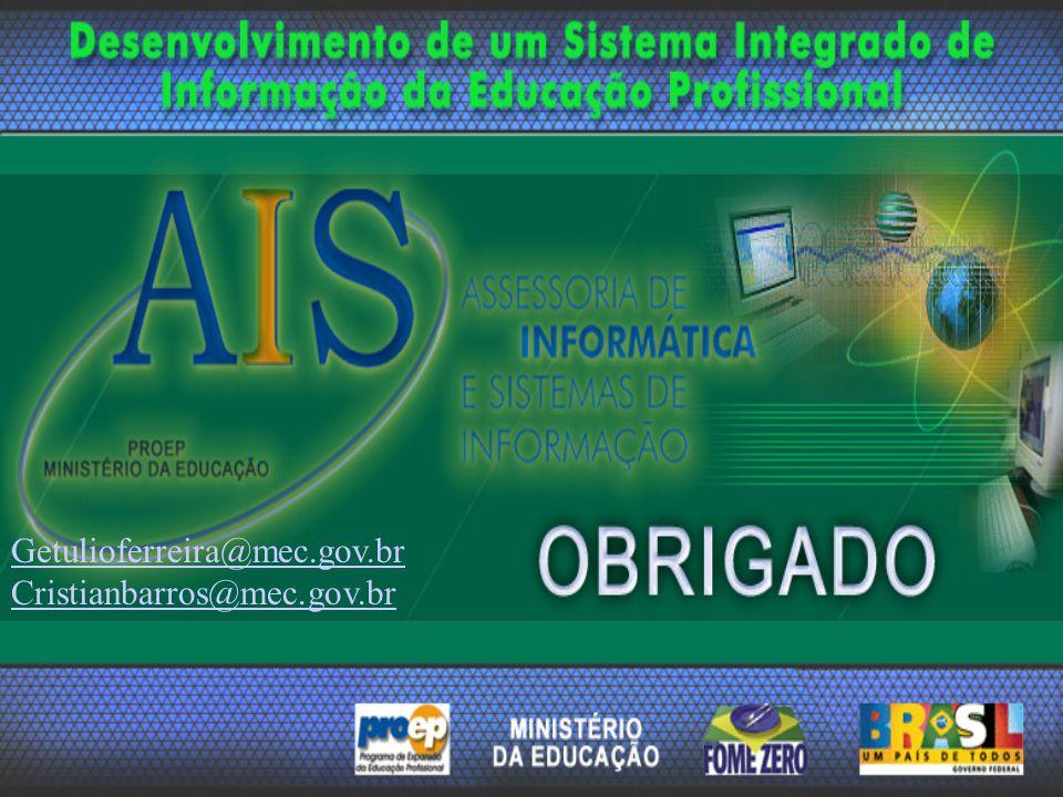 Getulioferreira@mec.gov.br Cristianbarros@mec.gov.br