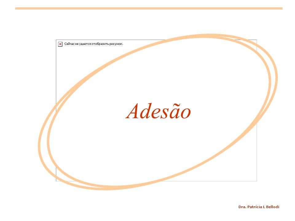 Dra. Patrícia L Bellodi Adesão