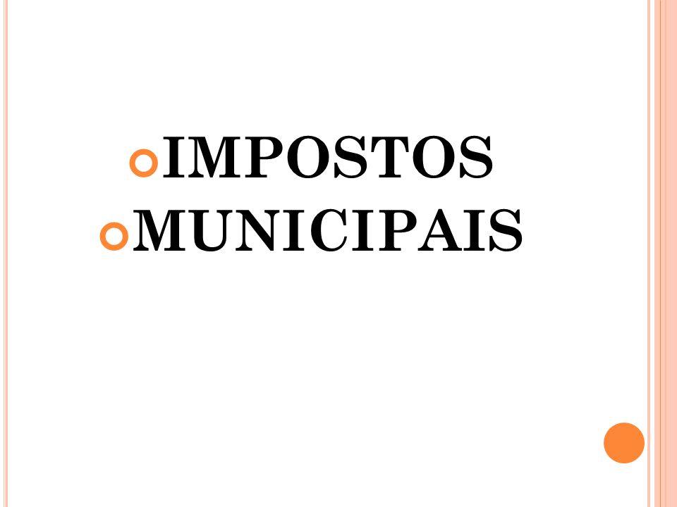 MUNICIPAIS