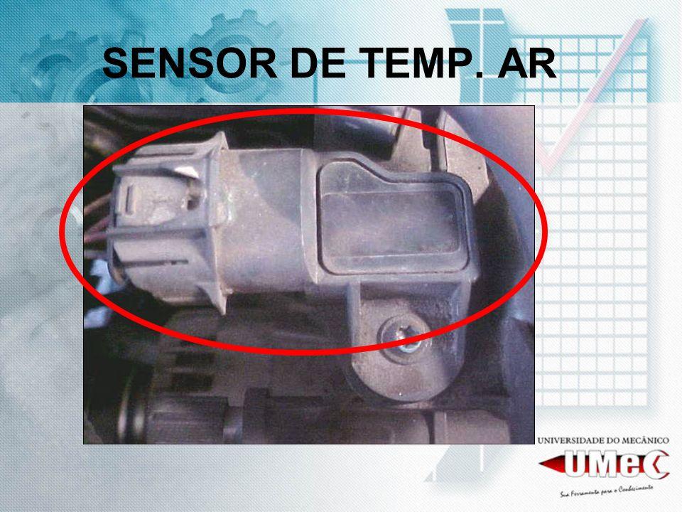 SENSOR DE TEMP. AR