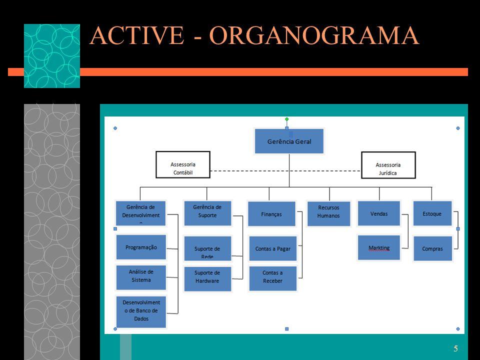 5 ACTIVE - ORGANOGRAMA