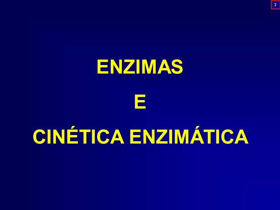 Enzimas Liberação do Produto + Enzima Inalterada Substratos Complexo E/S (Enzima/Substrato ) Ligação ao Sítio Ativo: - Chave-fechadura - Incaixe induzido 34