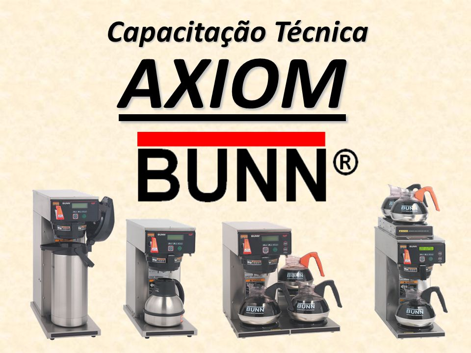 Capacitação Técnica AXIOM