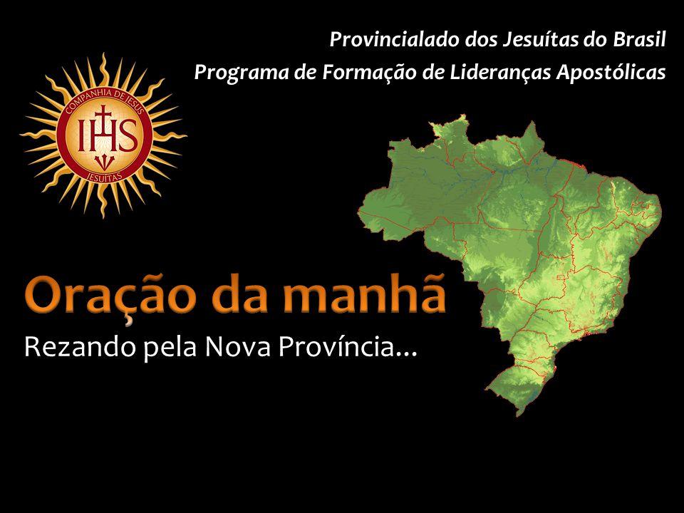 Provincialado dos Jesuítas do Brasil Programa de Formação de Lideranças Apostólicas