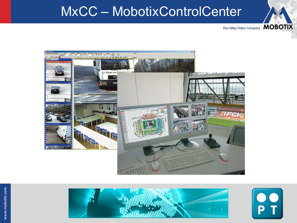 MxCC – MobotixControlCenter