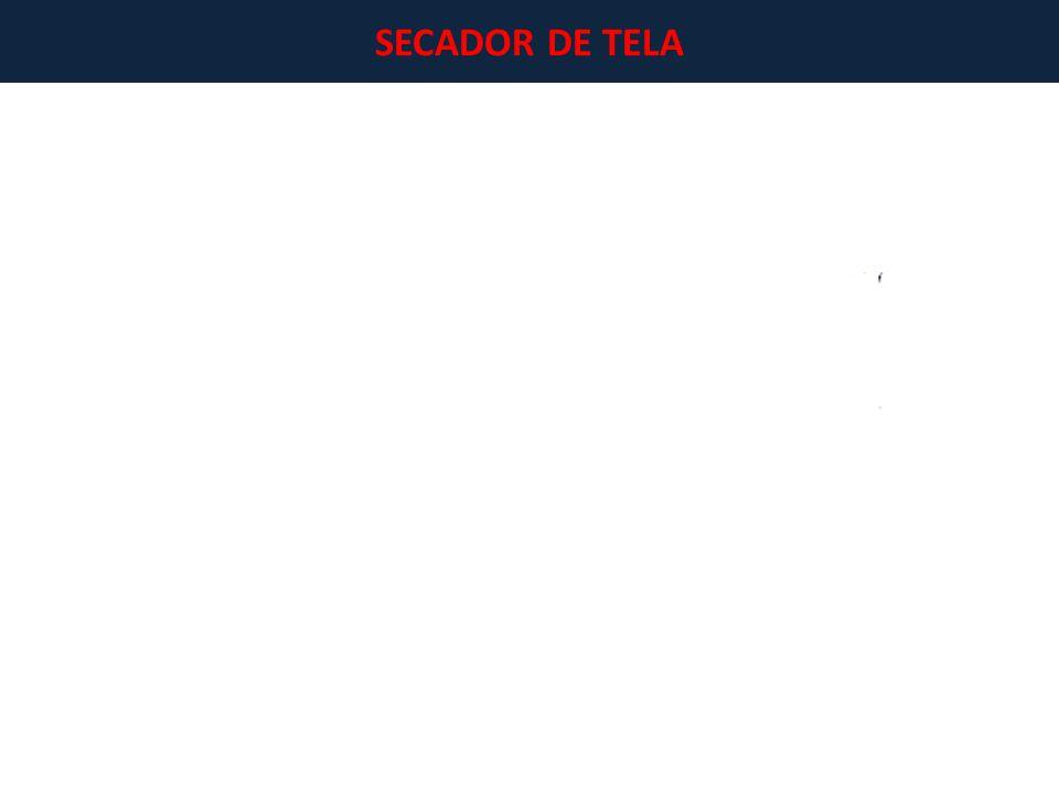 SECADOR DE TELA