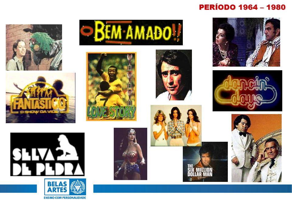 PERÍODO 1964 – 1980