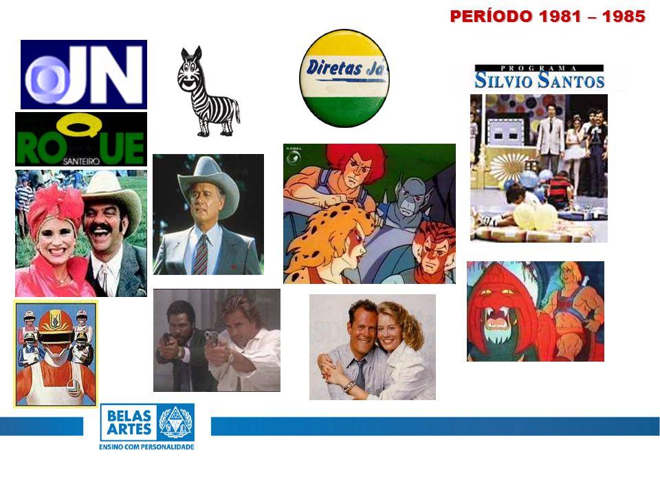 PERÍODO 1981 – 1985