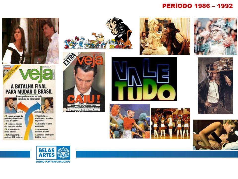 PERÍODO 1986 – 1992