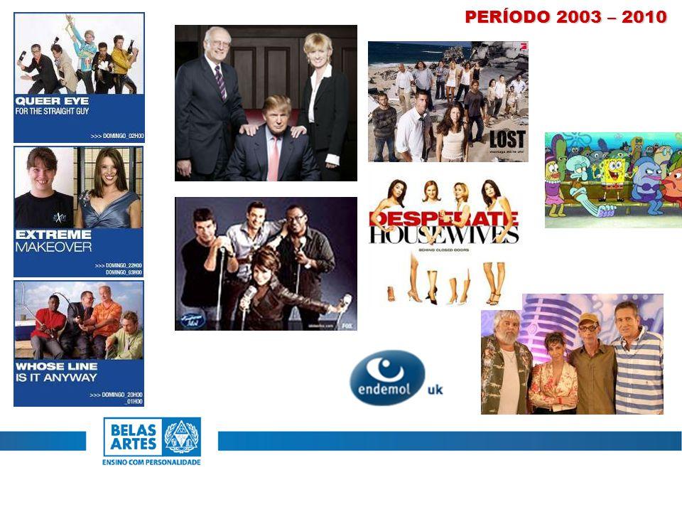 PERÍODO 2003 – 2010