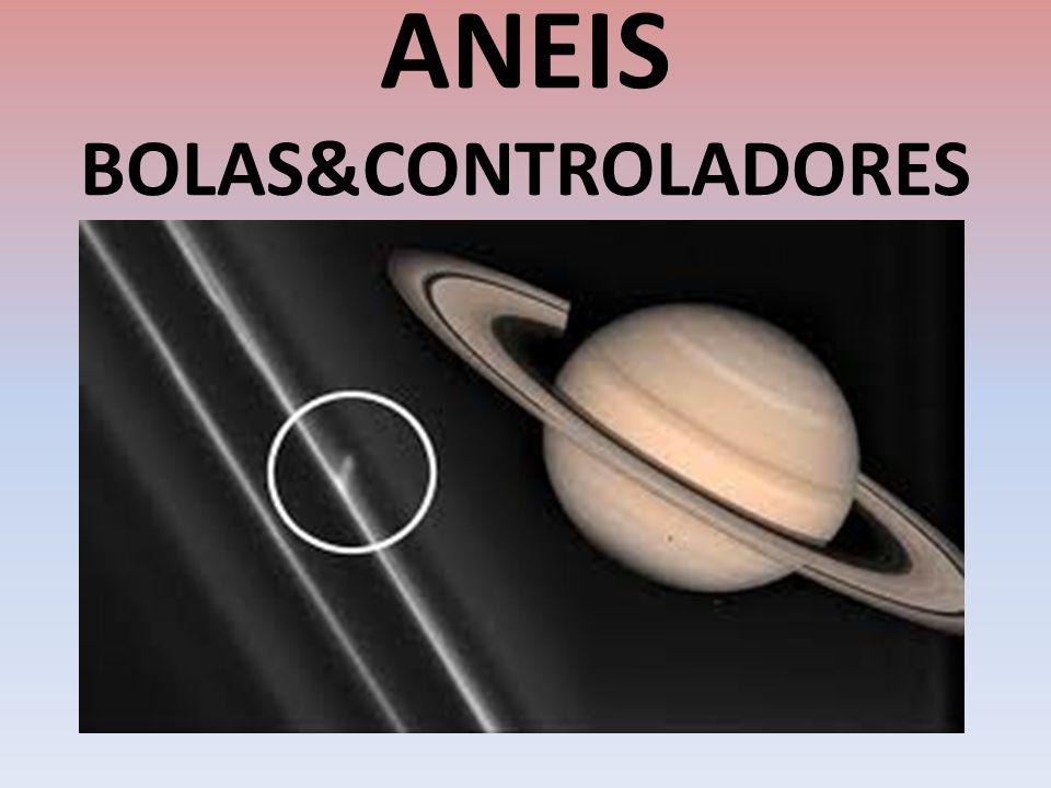 ANEIS BOLAS&CONTROLADORES