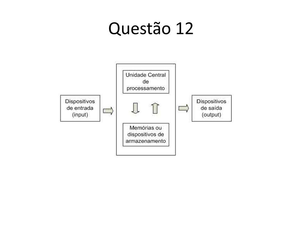 Questão 15 (C) CTRL + A – Seleciona todos os arquivos e/ou pastas de um disco ou pasta, no Windows Explorer.