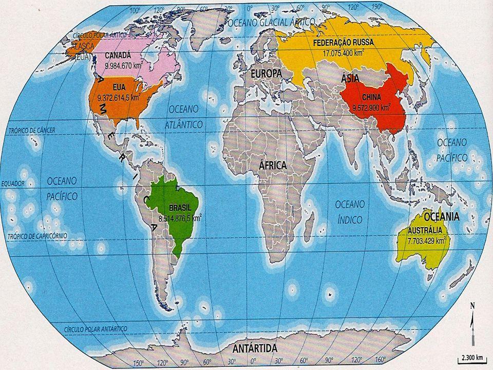 Taiga (Floresta de coníferas) Clima temperado continental Hemisfério norte, ocorre ao sul das tundras; no hemisfério sul ocorre onde o clima é muito frio(subpolar).