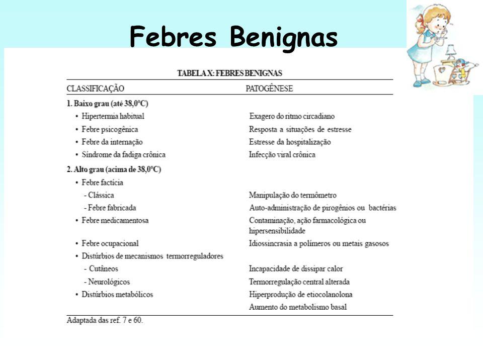 Febres Benignas