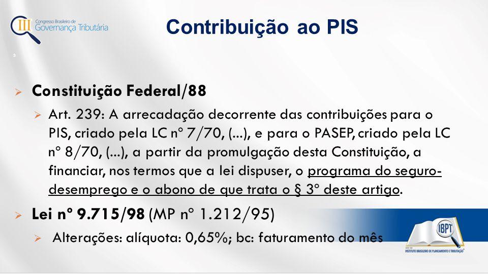  Constituição Federal/88  Art.