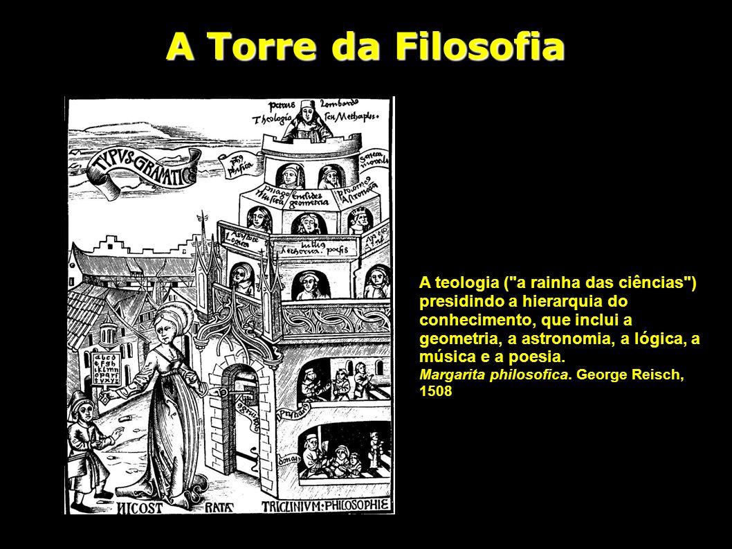 A Torre da Filosofia A teologia (