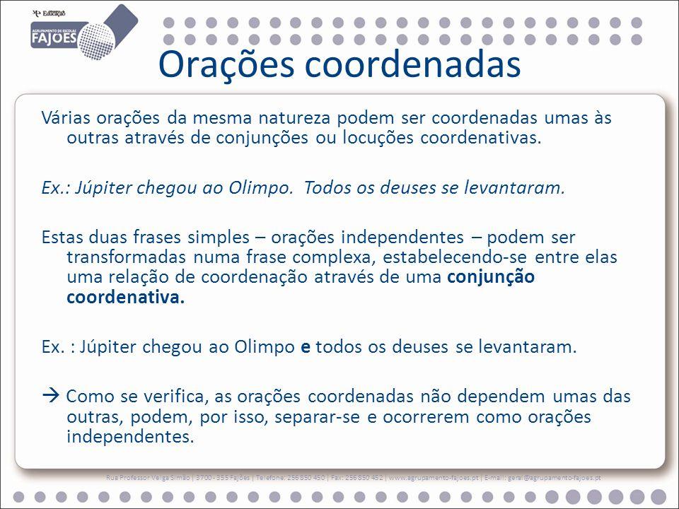 Conjugação pronominal Ver caderno do aluno – pág.