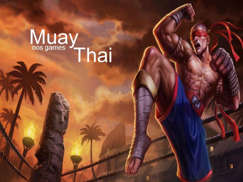 Thai Muay nos games